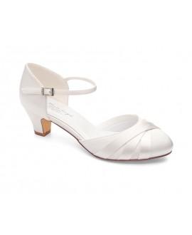 G. Westerleigh Chaussure de Mariage Blanca