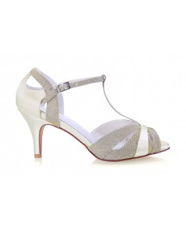 G. Westerleigh Chaussure de Mariage Corinne Champagne