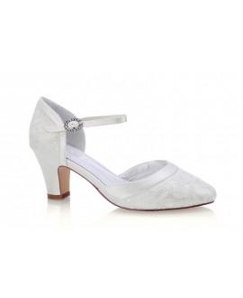 G. Westerleigh Chaussures de mariée Livia