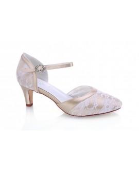 G. Westerleigh Chaussure de Mariage Monica