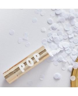Canon de confettis GO-179 | Ginger Ray Gold Wedding