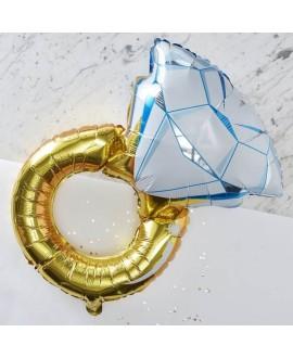 Ballon en forme d'un anneau - I Do Crew