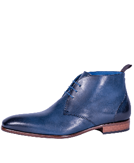 Mr. Fiarucci Chaussures de Mariage Homme Charley Jeans