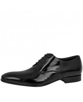 Mr. Fiarucci Chaussures de Mariage Homme Nick Black College