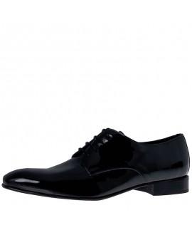 Mr. Fiarucci Chaussures de Mariage Homme Nick Black Patent