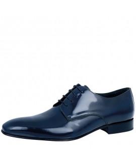 Mr. Fiarucci Chaussures de Mariage Homme Nick Bleu