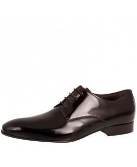 Mr. Fiarucci Chaussures de Mariage Homme Nick Marron Foncé