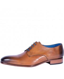 Mr. Fiarucci Chaussures de Mariage Homme Oscar Brandy