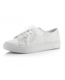 G. Westerleigh Nicki Sneaker de Mariée