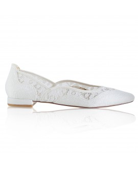The Perfect Bridal Company Chaussures de Mariée Primrose