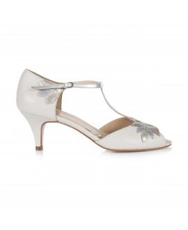 Rachel Simpson Chaussure Mariage Isla ivoire