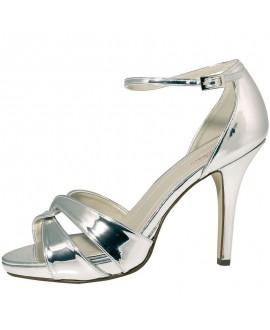 Rainbow Club Chaussures de Mariée Cate Argent
