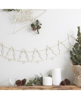 Guirlande Sapin de Noël | Rustic Christmas