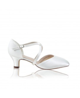 The Perfect Bridal Company Chaussures de Mariée Renate Satin