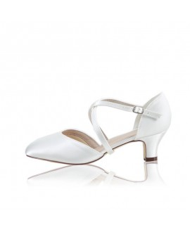 The Perfect Bridal Company Chaussures de Mariée Renate Satin