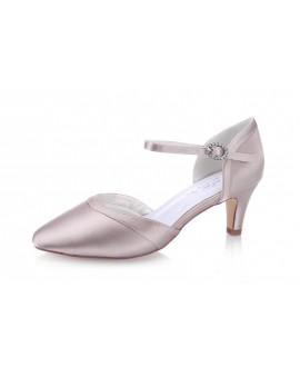 G. Westerleigh Rosa Chaussure de Mariage