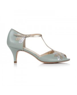 Rachel Simpson Chaussure Mariage Isla Mint