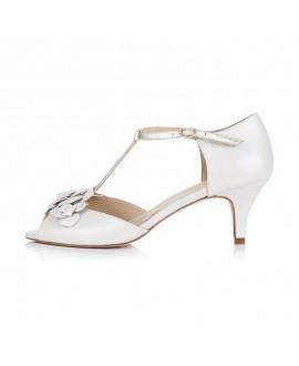 Rachel Simpson Chaussure Mariage Lola-Rose