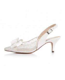 Rachel Simpson Chaussure Mariage Pixie-Beau