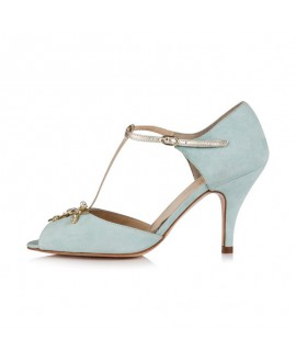 Rachel Simpson Chaussure Mariage Amalia Mint