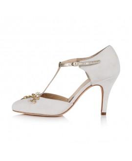 Rachel Simpson Chaussure Mariage Ana