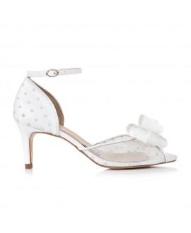 Rachel Simpson Chaussure Mariage Trixie-Belle