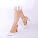 Paradox London Pink Chaussures de mariée Celina