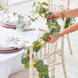 Ginger Ray BR-307 Botanical Wedding Eucalyptus Guirlande