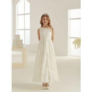 Bianco Evento ME1800 Robe de demoiselles d'honneur