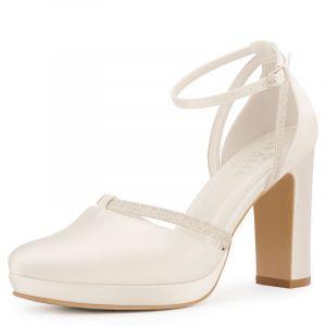 Avalia Mary Chaussures de mariée