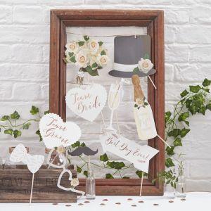 Accessoires photobooth - Beautiful Botanics
