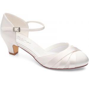 G. Westerleigh Blanca Chaussure de Mariage ivoire