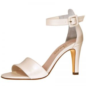 Fiarucci Bridal Cherelle Chaussures de mariage ivoire