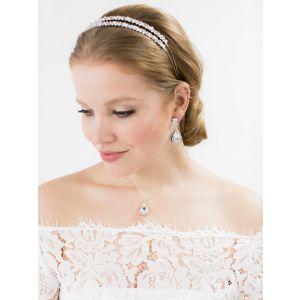 Boucles d'oreilles Abrazi mariage O6-M2