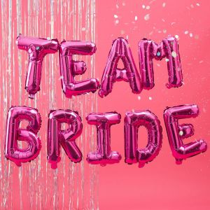 Ginger Ray BT-328 Bride Tribe Ballons