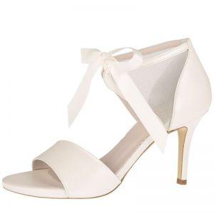 Fiarucci Bridal Dyonne Chaussures de mariée ivoire