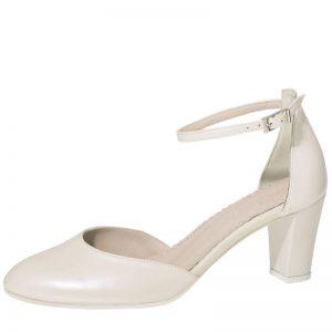Fiarucci Bridal Fernanda Chaussures de mariée ivoire