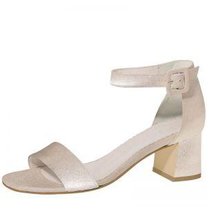 Fiarucci Bridal Dilara Or-Rose Chaussures de mariée