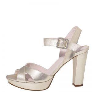 Fiarucci Bridal Raquel Chaussures de Mariée or rose