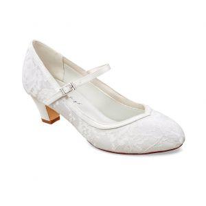 G. Westerleigh Flora Chaussures de Mariée
