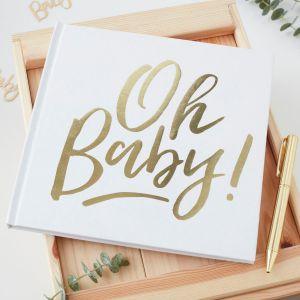 Ginger Ray OB-128 Oh Baby Livre d'or