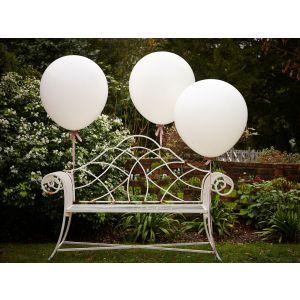 Ginger Ray AF-646 Vintage Affair Gros Ballons Blancs