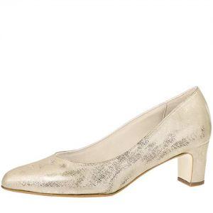 Fiarucci Bridal Palma Champagne Gold Chaussures de mariée