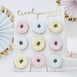 Pick & Mix Donut Wall Ginger Ray