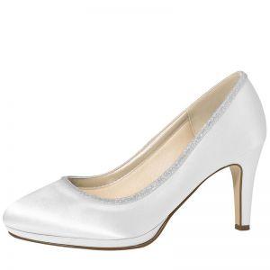 Rainbow Club Yanna Blanc Chaussure Mariage