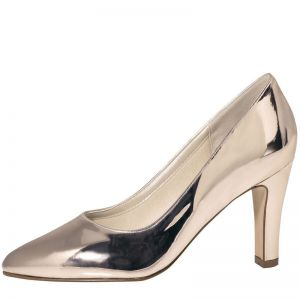 Rainbow Club Mandy Rose Gold Chaussure Mariage