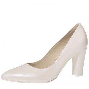 Fiarucci Bridal Romana Chaussures de mariée ivoire cuir