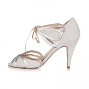 Rachel Simpson Chaussure Mariage Ophelia