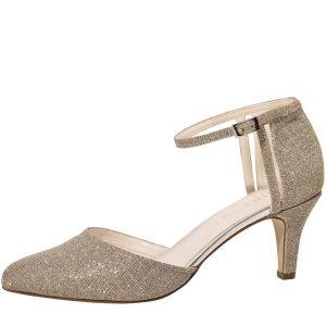 Rainbow Club Sarina Dorée Chaussure Mariage