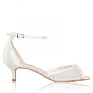 The Perfect Bridal Company Eadie Chaussures de mariée